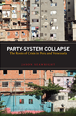 Book Cover: Party-System Collapse by Jason Seawright