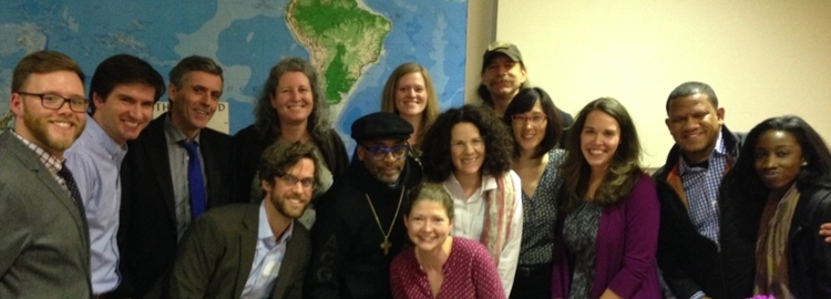 spike lee with polisci